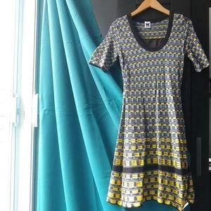 Missoni Mid-sleeve Knit Dress